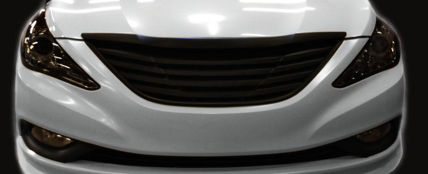 2011 Hyundai Sonata Transformed By Dunn Fab Dunnfab Com